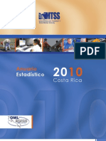 Anuario Estadístico 2010