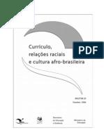 currículo e relações raciais