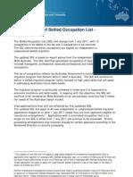 Solfact Sheet