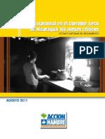 Octavo Informe Corredor Seco de Nicaragua