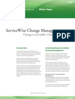 Change Management