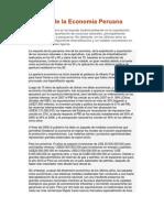 Historia de la Economía Peruana