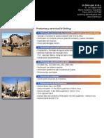 1638 Productos y Servicios Drilling