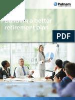 Putnam Building a Better Retirement Plan