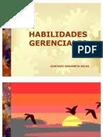 PRESENTACION HABILIDADES GERENCIALES