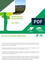 KPresentation2009 1Q Ing