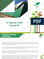 KPresentation2008 2Q Ing