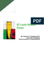 11Lec Infectious Disease Look Alikes
