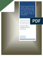 Efectos de las políticas fiscales en América Latina sobre los indicadores de pobreza