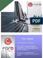 Faro Digital - presentación
