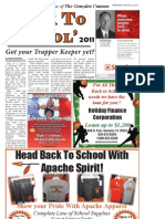 Cannon Back to School Issue 2011