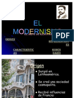 MODERNISMOII