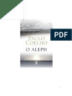Paulo Coelho - El Aleph (Español)