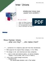 Hammer Union Presentation