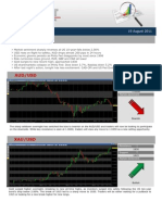 Forex Market Insight 19 August 2011