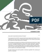 Manual Del rio Virago XV 535
