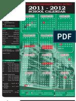 CCISD School Calendar_07!19!11