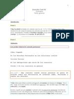 Derecho Civil III - Contratos - Parte General