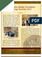 CWF Spring Summer 2011