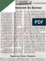 Le Canard Enchaine N4738 - 17 Au 23 Aout 2011