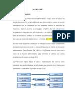 NATURALEZA DE LA PLANEACIÓN