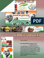 ALL ABOUT Anna Hazare