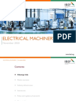 Electrical Machinery 270111