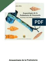 Arqueologia de la Prehistoria de Venezuela. Autor:Miklos Szabadics Roka