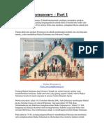 Sejarah Freemasonry