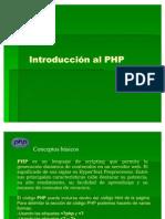Php y Postgres