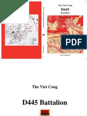 The Viet Cong D445 Battalion Their Story Ngo Dinh Diem Vietnam War