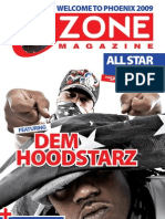 Ozone Mag All Star 2009 special edition