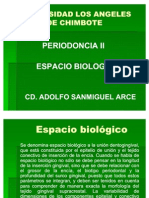 Espacio biológico
