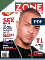 Ozone Mag #74 - Dec 2008