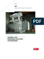 Power Transformer User's Manual