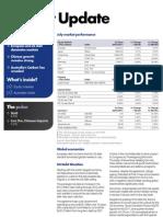 Market Update August 2011 (1) Copy