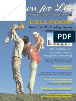 Cellfood Brochure