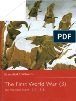 [Military Book] [Osprey Publishing] [Essential Histories 022] - The First World War(3) The Western Front 1917-18