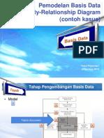 Basis Data - L05 - Pemodelan Basis Data Menggunakan ERD (Contoh Kasus)