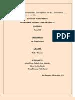 Manual Re Dun Dante
