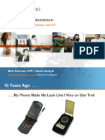 Web Content 2011 ComScore Mobile Keynote June 2011