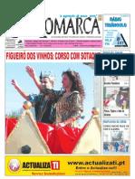 A Comarca, n.º 334 (8 de março de 2009)