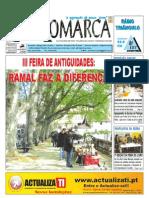 A Comarca, n.º 336 (16 de abril de 2009)