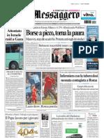 Il Messaggero 19.08.11