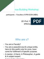 Competence Building Workshop