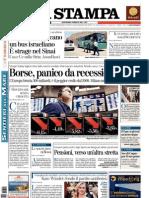La Stampa 19.08.11