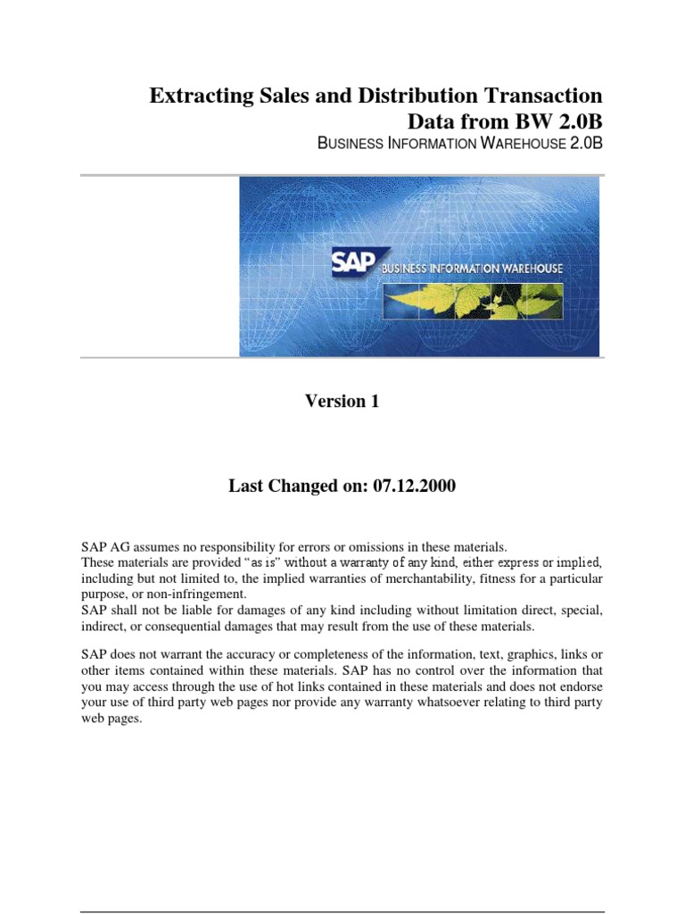 561 extracting sd data into sap bw financial transaction debits 561 extracting sd data into sap bw financial transaction debits and credits malvernweather Gallery