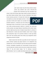 Kerja Kursus Pendek - Murid & Alam Belajar 2011
