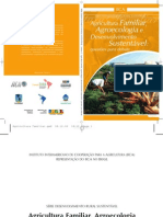 Agricultura Familiar, agroecologia e desenvolvimento sustentável