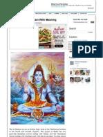 Namakam With Meaning _ Divine Brahmanda